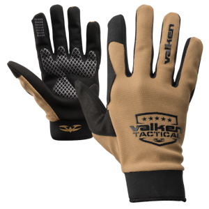 Valken Tactical Sierra II Gloves TAN SMALL Silicon Grips Breathable Durable