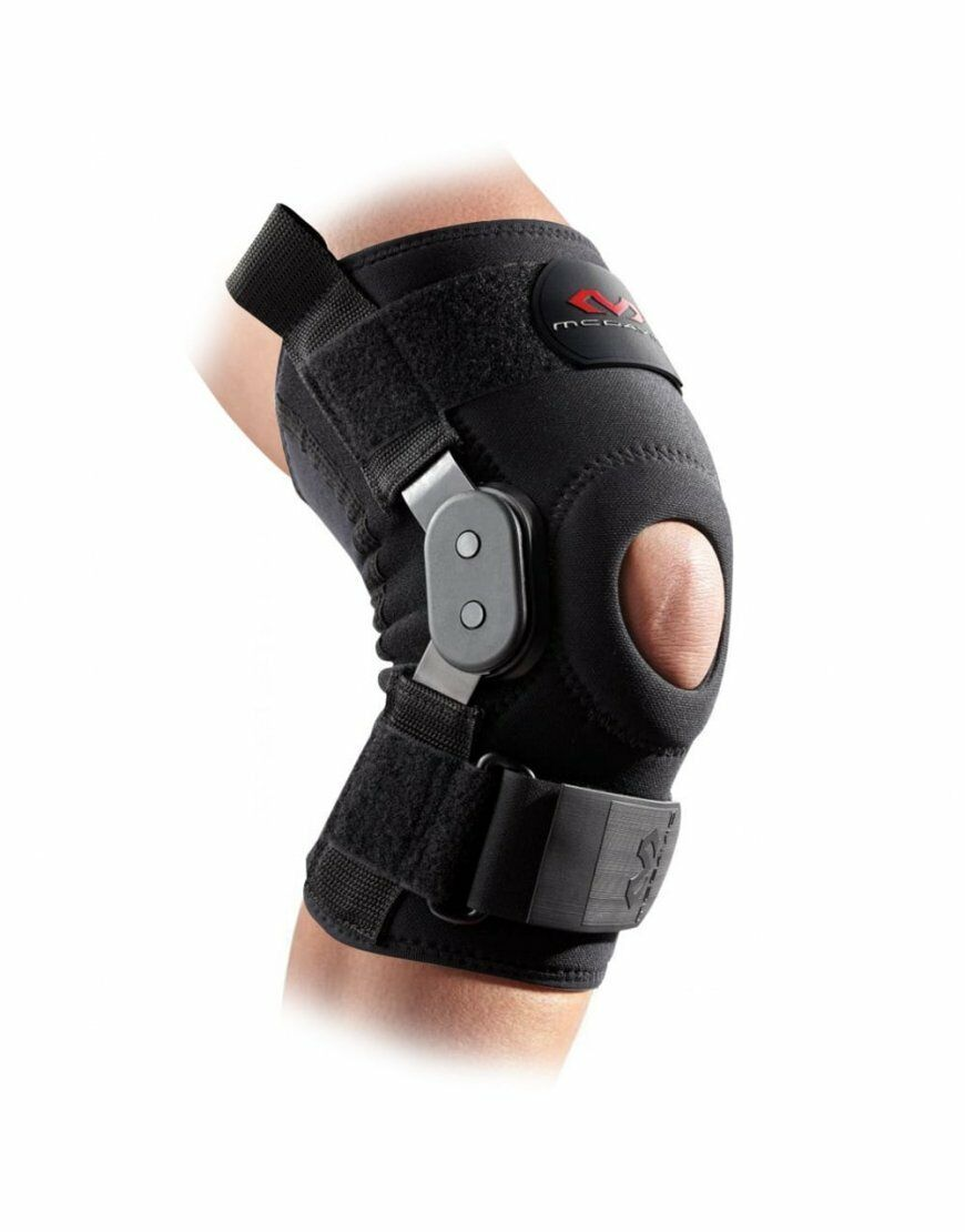 McDavid 429 Pro Stabilizer Knee  Support   Brace Hinged Maximum Predection DEAL  big discount prices