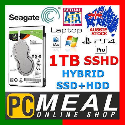 Seagate 2.5 Inch FireCuda 1TB SSHD