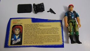 G-I-Joe-Collectors-Special-Edition-Figure-O-RING-COMPLETE-DUSTY