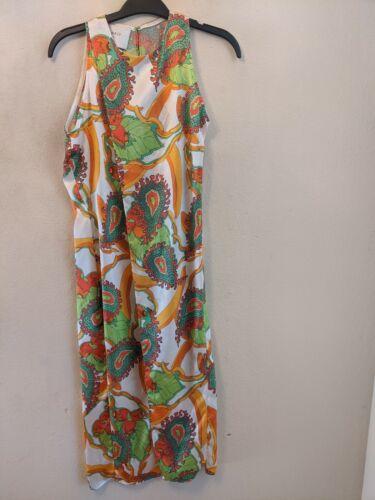 Recreo San Miguel Printed  Silk Dress $800