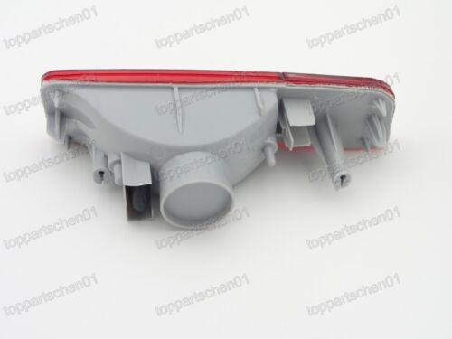 Rear Bumper Reflector Tail Fog Lamp RH for Mitsubishi Outlander EU Model 2003-06