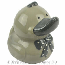NEW Ceramic Duck Money Box Savings Pocket Money Change Coins Save PIGGY BANK