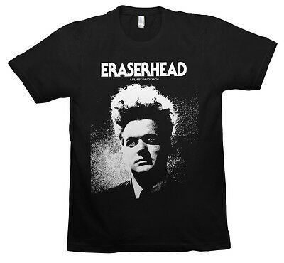 Eraserhead t shirt - David Lynch shirt, Cult Film, Horror Movie tshirt, Hair