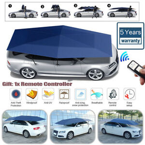 Car & Truck Parts Energetic Waterproof Uv Protection Oxford Cloth Automatic Car Umbrella Tent Roof Cover 1