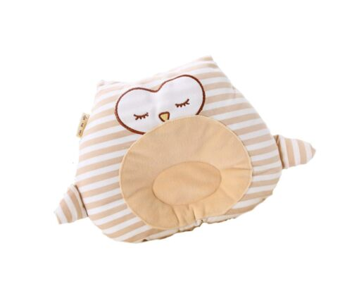 No More Flat Head for Infants and Newborns Baby Head Shaping Pillow