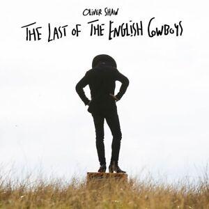 Oliver-Shaw-The-Last-Of-The-English-Cowboys-Album-On-Vinyl-Amazing-Rare