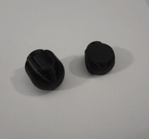 Set  Lock and Speed  Black Knob for KitchenAid Stand Mixer