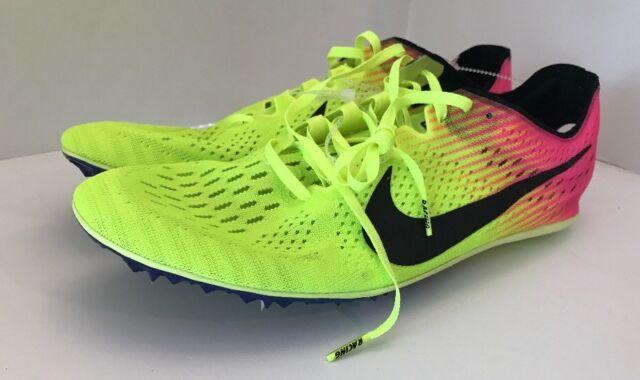 4aa0ec163e9fb Nike Zoom Victory Elite 2 Mens Running Track Shoe Size 12.5 835998-999 NEW