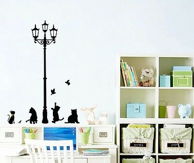 New Removable Art Vinyl Quote DIY Wall Sticker Decal Mural Home Room Decor