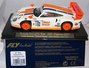 Fly 88031 A58 Porsche 911 GT1 Evo 24h Daytona'03 Jeanette-Dayton kitchak-zitza