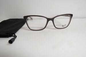 f6513747eb522 Eyeglasses Ray Ban RX5362 5778 54-17-140 Grey Trasparent Beige ~ New ...