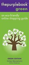 thepurplebook Green: An Eco-Friendly Online Shopping Guide, Ian Anderson, Hillar