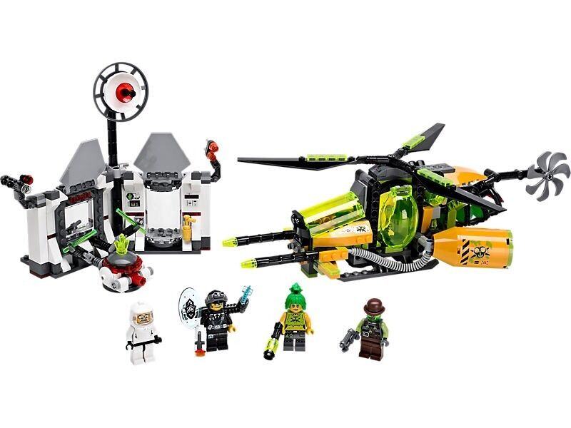 New Lego 70163 Toxikita's Toxic Meltdown, Ultra Agents