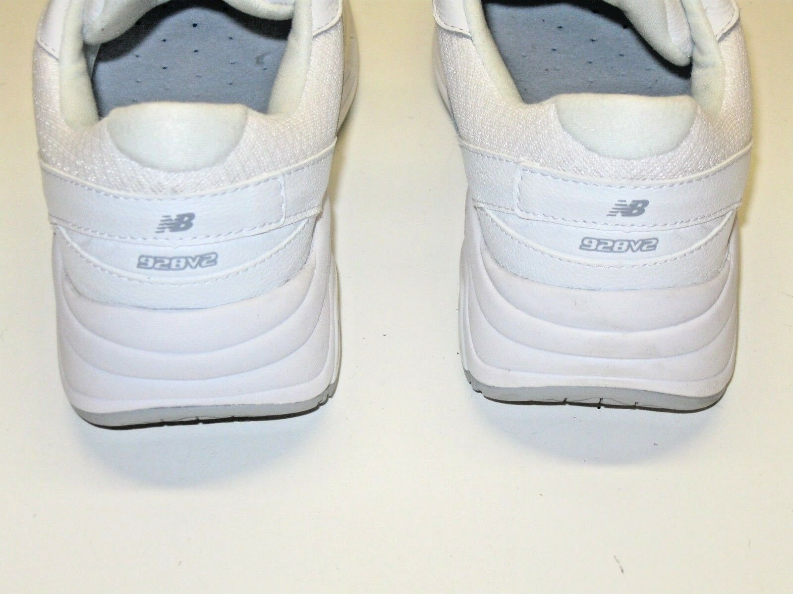 New Balance Athletic 928V2 Walking WEISS Leder Hook & Loop Athletic Balance Schuhes Damenschuhe 9 feb337