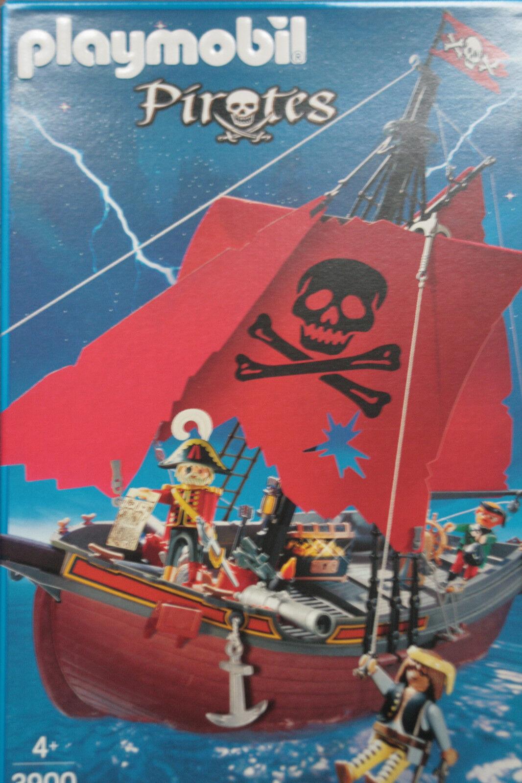 Playmobil Pirates Bateau Vaisseau Corsaires 3900