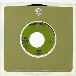 VAN-MORRISON-Domino-Sweet-Jannie-7IN-Domino-Sweet-Jannie-7IN-1970-NORTHERN-NM