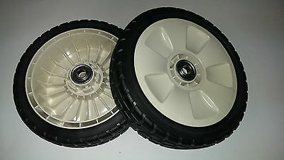 Push Wheels 44710 Ve2 M00za Honda Lawnmower Lawn Mower 215 Tires Ebay