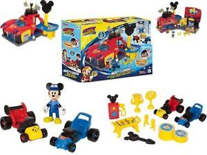 MICKEY-ROADSTER-RACERS-GARAGE-182493-8421134182493-IMC-TOYS-ITALY-S-r-l-GIOCATT