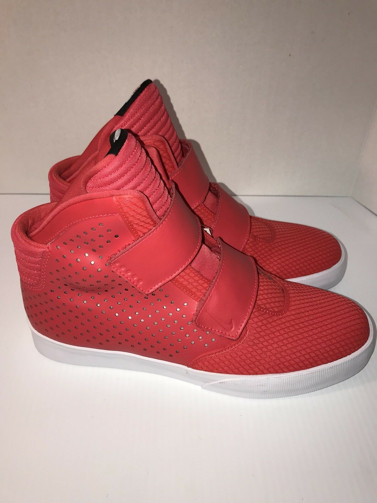 nike flystepper 2K3 PRM mens hi top trainers 677473-602 sneakers shoes US 11.5