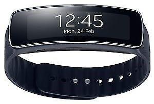 Andet, Samsung Gear Fit SM-R350 Sort