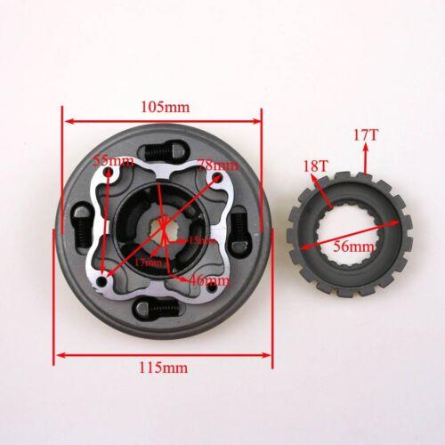 Manual Clutch for crf50 90cc 70cc 110cc 125cc Dirt Bike ATV Go kart su02