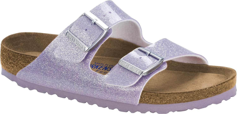 Birkenstock Arizona Pantoletten Sandalen 1003159 Violett Flieder Galaxy Schmal