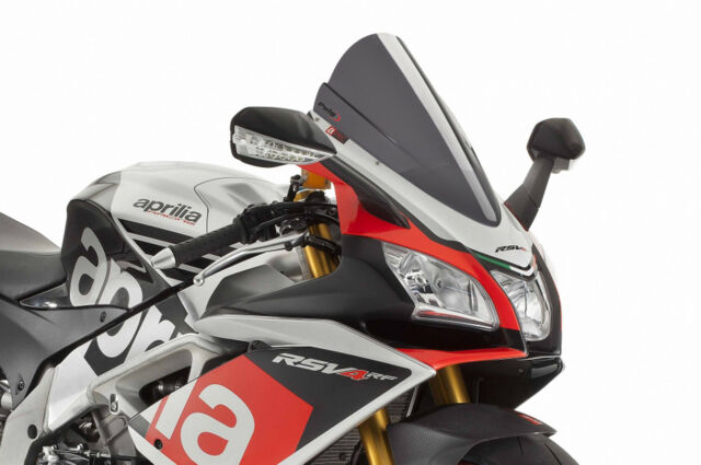 PUIG RACING SCREEN APRILIA RSV4 RF/RR 15-18 DARK SMOKE