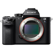 Sony Alpha A7S II Mirrorless 4K Full Frame PAL/NTSC Digital Camera (Body Only)