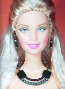 Dreamz BLACK /& GOLD Choker Necklace Set Doll Jewelry made for Barbie