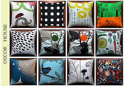 "Pillow case Cushion Cover Decorative Pillowcases 50x50 19""x19"" cotton bedroom"