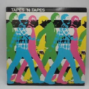 Tapes-039-n-Tapes-Walk-It-Reduziert-Record-Vinyl-LP-Album
