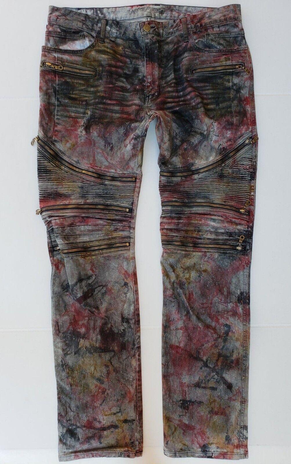 Neu Herren ROTKEHLCHEN Jeans Größe 44   The Show   Schmal Premium Jeans  BM50156