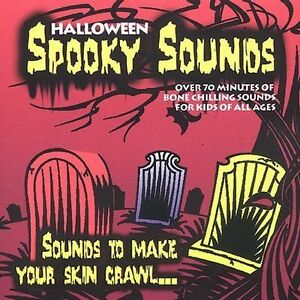 image is loading various artists halloween spooky sounds cd