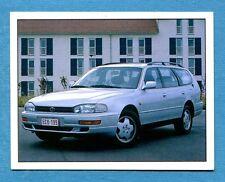 AUTO 100-400 Km Panini- Figurina-Sticker n.161 -TOYOTA CAMRY 2.2 WAGON 138cv-New
