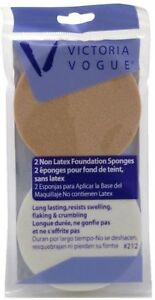 Victoria-Vogue-Non-Latex-Foundation-Round-Sponge-2-ea-Pack-of-3