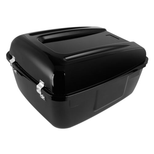 Police Trunk Saddlebag TourPack Luggage For all Harley FLHP and FLHTP Painted