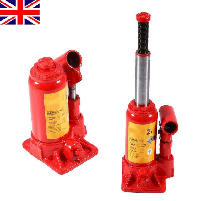 2 Ton Portable Hydraulic Bottle Jack for Car Truck Caravan ...