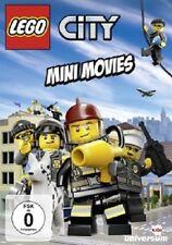 LEGO CITY MINI MOVIES-DVD 1  DVD NEU