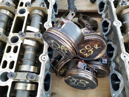 1998 1999 2000 2001 2002 2003 JAGUAR XJR SUPERCHARGE  ENGINE PISTON WITH TIE ROD