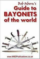BAYONETS OF THE WORLD - huge interactive book on CD