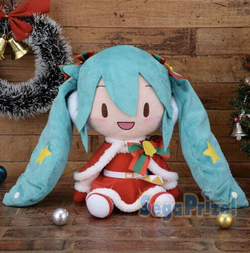 Hatsune Miku Vocaloid GHOST Plush Doll Toy Christmas Scene Original Japan Gift