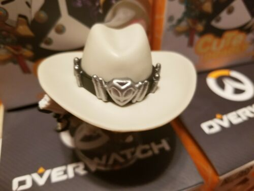 Cute But Deadly WHITE HAT McCREE series  5 Overwatch Blizzard Figure