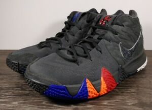 kyrie 4 year of the monkey on feet