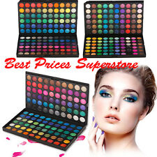 120 Color Pro 5 Kind Fashion Eyeshadow Palette Shimmer Eye Shadow Makeup Set