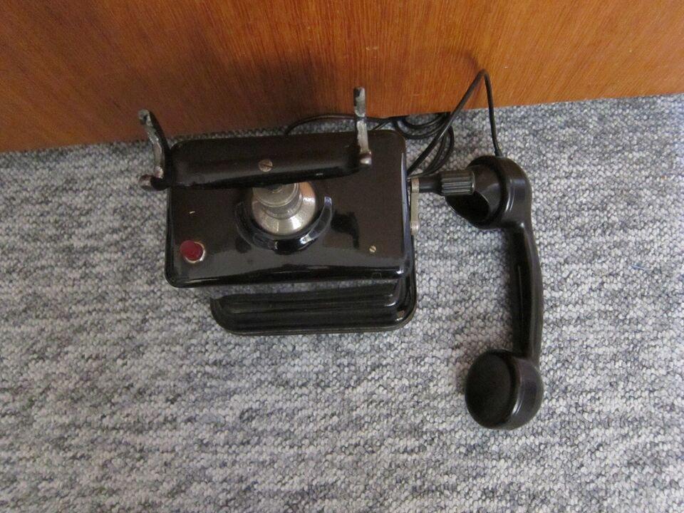 Bordtelefon, KTAS, Perfekt