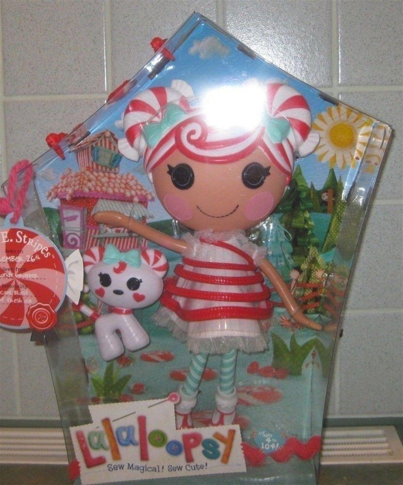 per il commercio all'ingrosso LALALOOPSY MINT E E E STRIPES gree bambola MIB  prezzo all'ingrosso