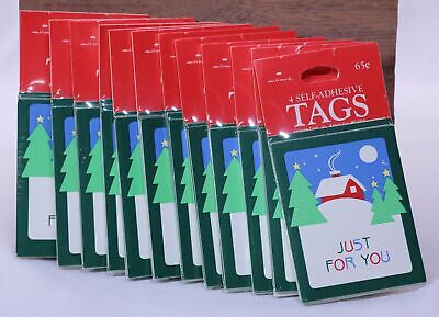 Retro Simplicity Vintage Set Of 52 Sticky Gift Tags 1950/'s Ladies  NEW