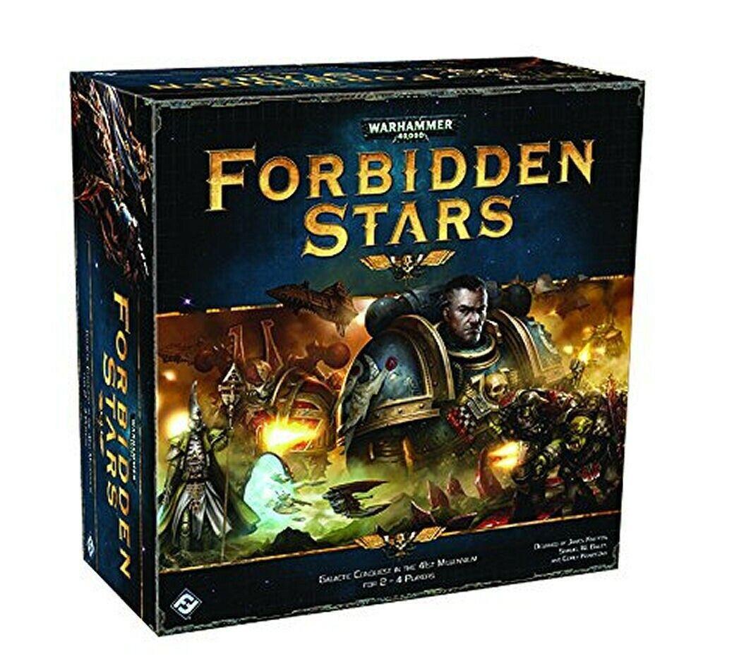 memorizzare Nuovo Nuovo Nuovo SEALED Warhammer 40,000 - Forbidden Estrellas tavola gioco (fantasyc volo giocos)  disegni esclusivi