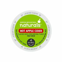 Green Mountain Naturals Hot Apple Cider K-cups 24ct